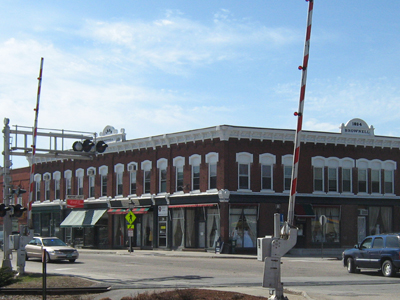 Downtown Essex Junction