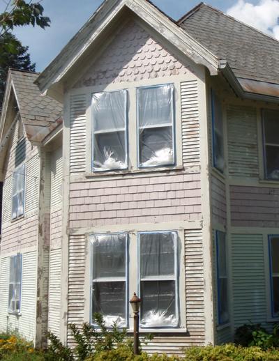Vermont Farm Bureau Exterior Repaint